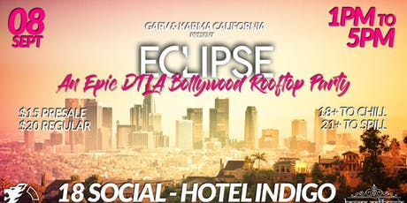 ECLIPSE - An Epic Bollywood Rooftop Party tickets