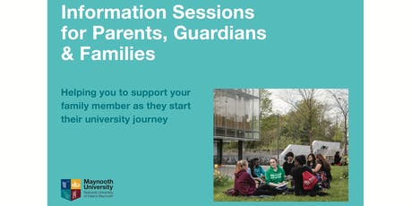 MU Parent / Family Orientation Tuesday, 17th September 2019 tickets