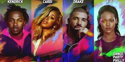 Kendrick, Cardi, Drake, Rihanna ~ Dance Party