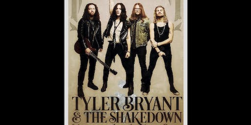 Tyler Bryant & The Shakedown LIVE at Inclusion Records