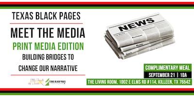 Meet The Media: Print Edition