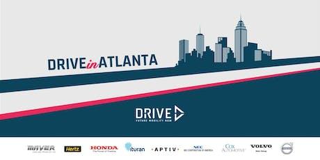 DRIVE in Atlanta tickets