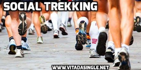 Social Trekking Vita da Single - settembre 2019 biglietti