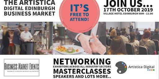 The Artistica Digital Edinburgh Business Market
