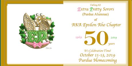 AKA EPAA (Purdue University) - 50th Anniversary Celebration Weekend tickets