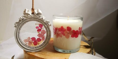 Candle Making Workshop by flowermaker tickets