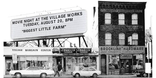 Roof Deck Movie Night @TVW: THE BIGGEST LITTLE FARM