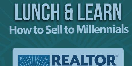 How to Sell to Millennials (Lunch & Learn)  tickets