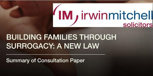 Building Families Through Surrogacy: A New Law - Newcastle Consultation