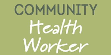 Maternal Health CHW Open House tickets