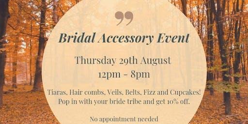 Bridal Accessory Event