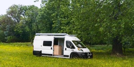 Off Grid Adventure Vans' September Open House! tickets