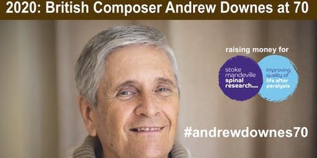 Central England Ensemble #andrewdownes70 tickets