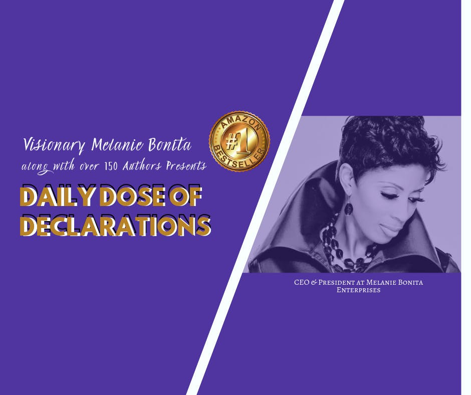 Daily Dose of Declarations Columbia, SC Book Signing