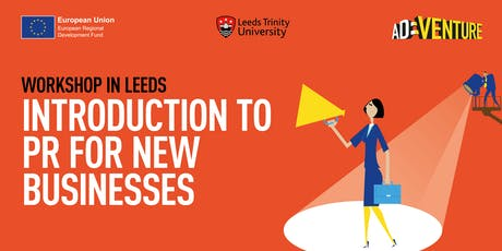 Introduction to PR for new businesses - with Amy Lund tickets