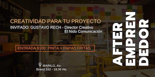 """After Emprendedor """"Creatividad para tu proyecto"""""""