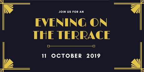 An Evening on the Terrace 2019 tickets