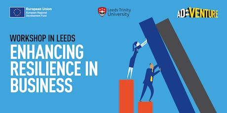 Enhancing Resilience in Business Part 1 and 2 tickets