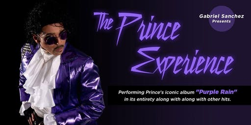 The Prince Experience ft Gabriel Sanchez