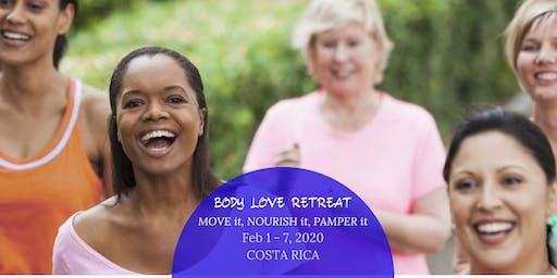 Info Session - Body Love Women's Retreat (Costa Rica)