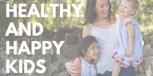 How to Encourage Healthy and Happy Kids