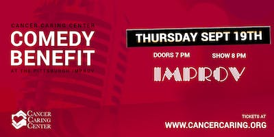 Cancer Caring Center Comedy Benefit