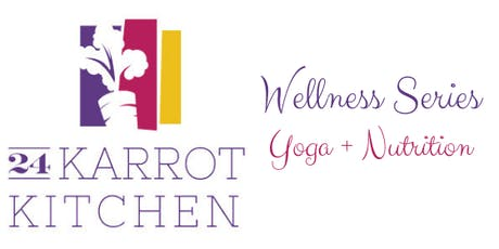 Yoga + Nutrition - Eating for a Healthy Gut tickets