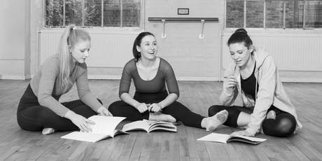 Nutrition for the Dancer CPD Workshop (Eastleigh) tickets