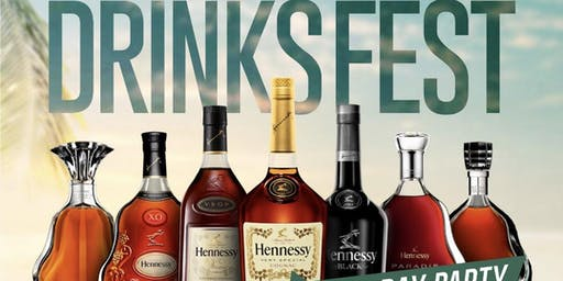 DRINKS FEST: OFFICIAL LABOR DAY PARTY