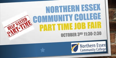 Northern Essex Community College Part-Time Job Fair