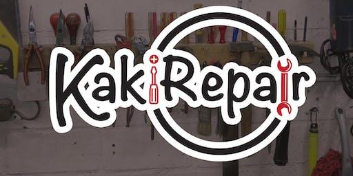 KakiRepair @ Me.reka Makerspace by KakiDIY