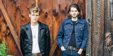 HUDSON TAYLOR - Live in The Guildhall tickets