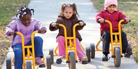 Early Learning Guidelines - Health and Physical Development tickets