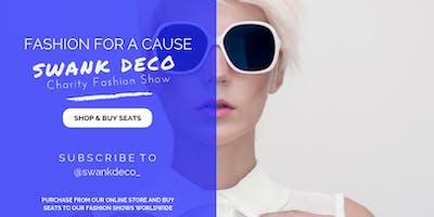 SWANK DECO FASHION SHOW  2019/ 2020 DESIGNER TOUR