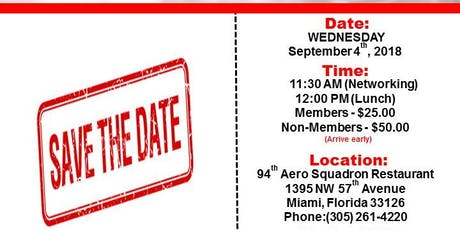 NABWIC South Florida Chapter Learn About $1Billion in Public, Private & Partnership Contracting Opportunities tickets
