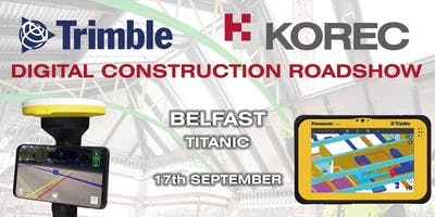 Digital Construction Roadshow - BELFAST