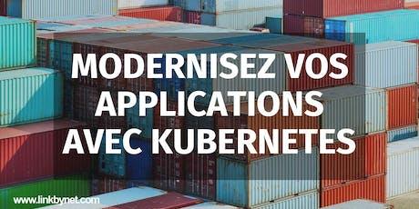 [Event] 5@7 Modernisez vos applications avec Kubernetes billets