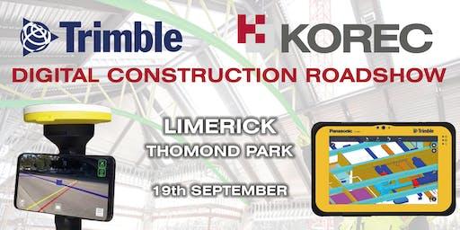 Digital Construction Roadshow - LIMERICK