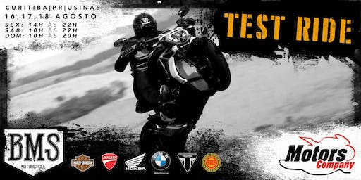 TEST RIDE – BMS MOTORCYCLE 2019