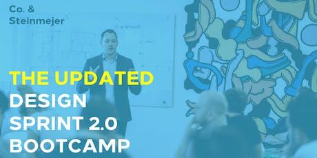 Design Sprint 2.0 Bootcamp tickets