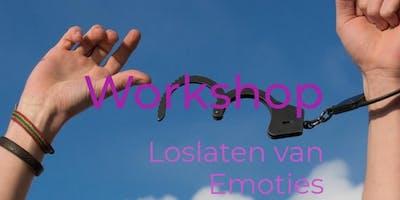 Workshop Loslaten van Emoties Utrecht