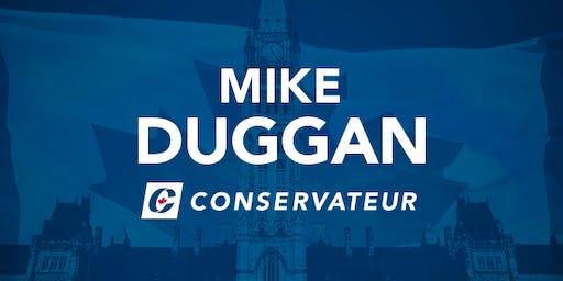 Beer and Politics with Mike Duggan/ Bières et Politiques avec Mike Duggan