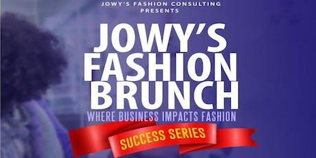 Jowys Fashion Brunch  tickets