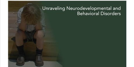 Unraveling Neurodevelopmental and Behavioural Disorders - ADHD, Autism, OCD, Anxiety, SPD, ODD, Dyslexia, Tourette's tickets