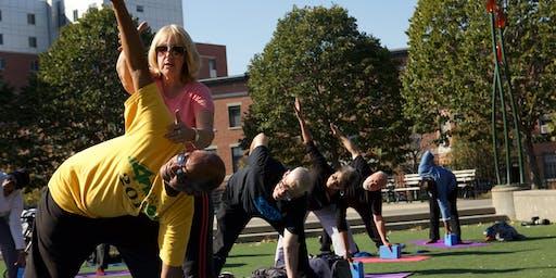 CityParks Seniors Fitness - Fall 2019