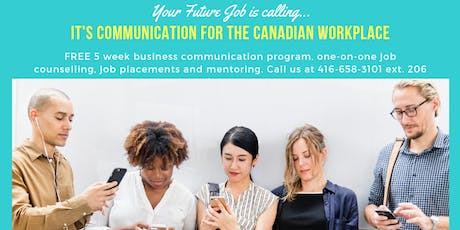 Communication for the Canadian Workplace tickets