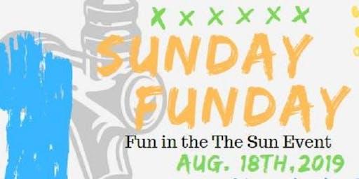 Sunday Funday party and Karaoke