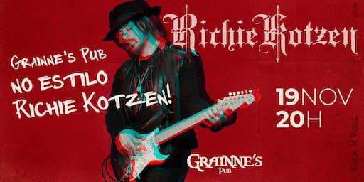 Richie Kotzen no Grainne's