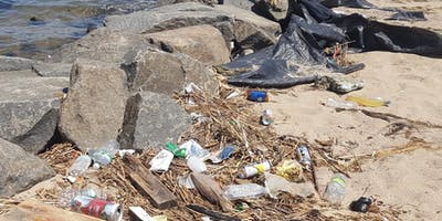 Lemon Creek Beach Cleanup Oct 5 2019