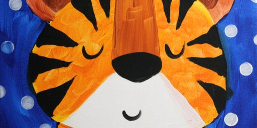 Kid's Creative Canvas Homeschool Edition - Tiger